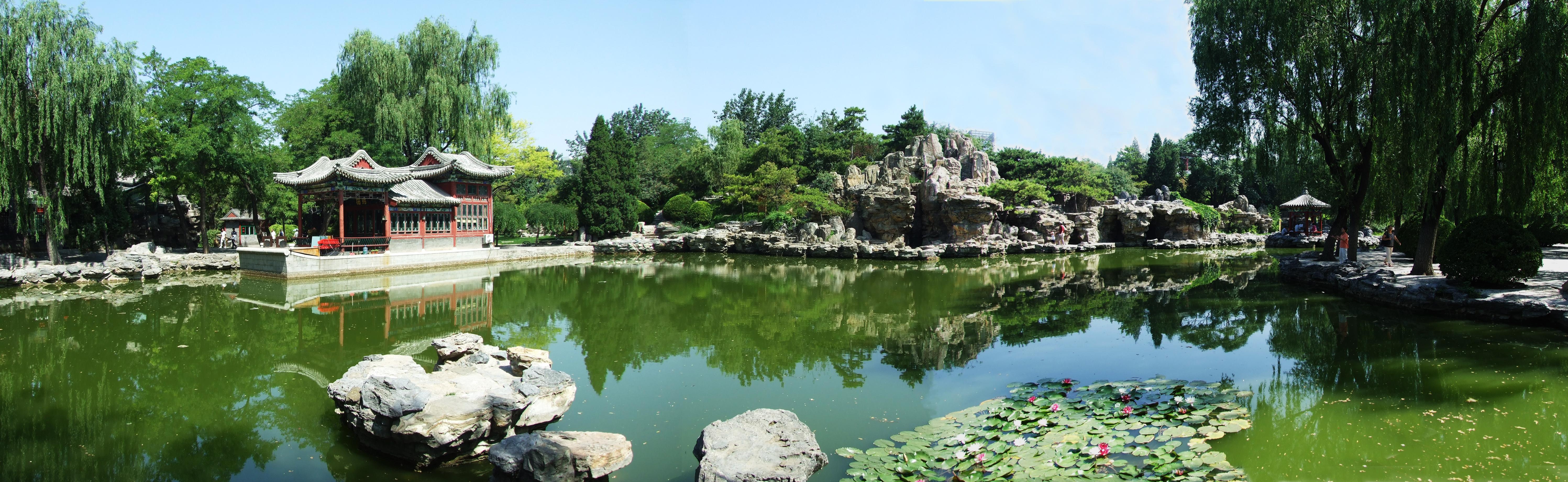 最好公园风景图片