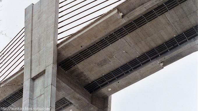 一座完美的矮塔斜拉桥