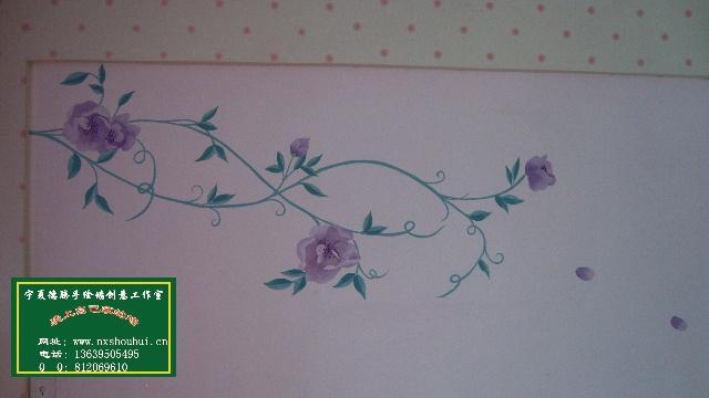 宁夏德腾手绘墙创意工作室