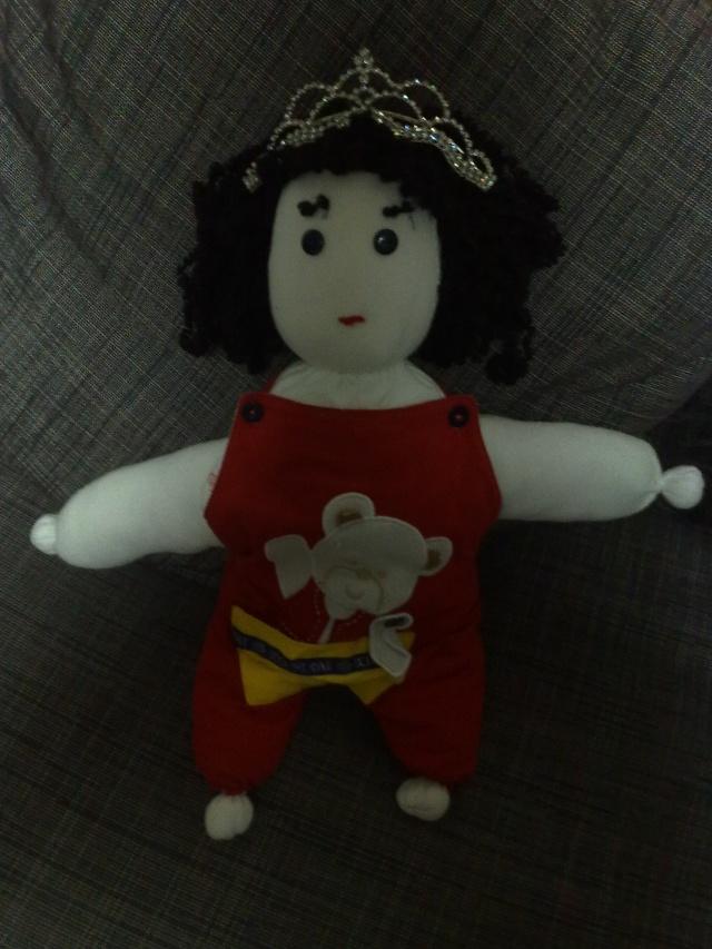 幼儿手工制作铅笔娃娃