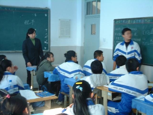 第十一周的开放课 - 青岛44中教导处的博客 - 我的搜狐