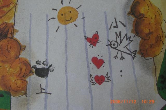 幼儿园喝水规则步骤简笔画