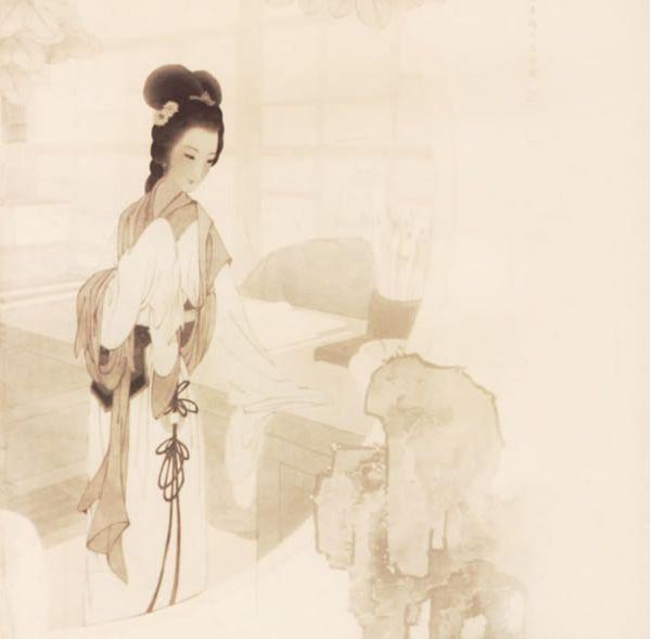 关于女子之中国古代四大才女-郡主日志-我的搜狐图片