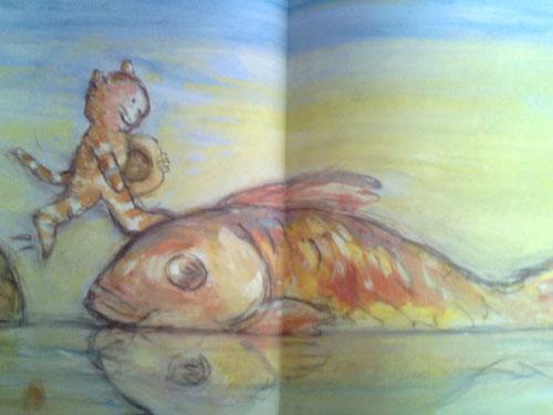 亲爱的小鱼 -----故事绘本