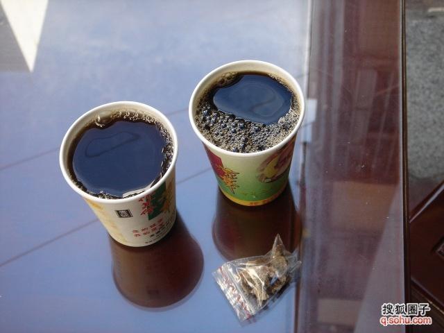 左边的是清火的 右边的是解酒养肝的-广东之行 小吃篇 一个不想回家的图片