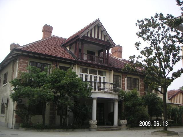 转【中国博客视界】上海30年代经典名人别墅