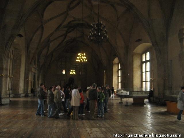 这个皇宫内部,照相是要另交钱的图片