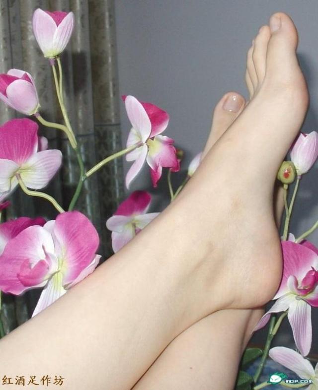 小姐检阅超靓美妞_看女子脚美不美的十大标准