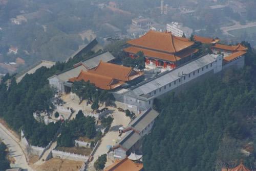 西安周边游:骊山国家风景名胜区