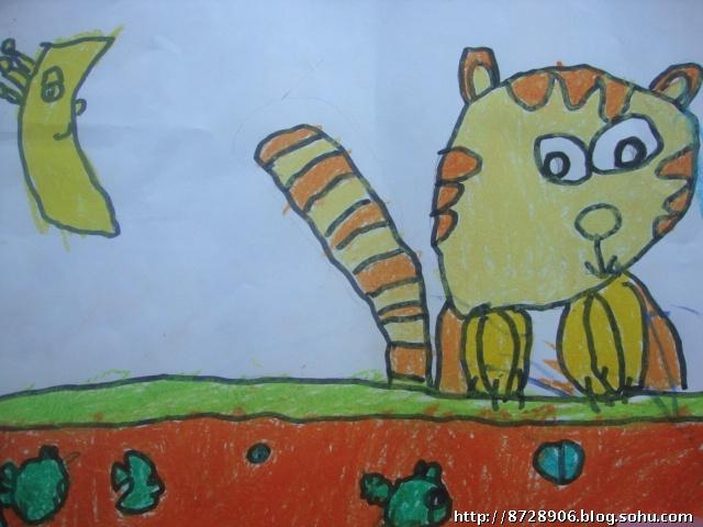园美术班幼儿绘画作品展